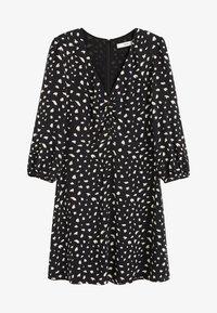 Mango - BICHIN - Day dress - schwarz - 3