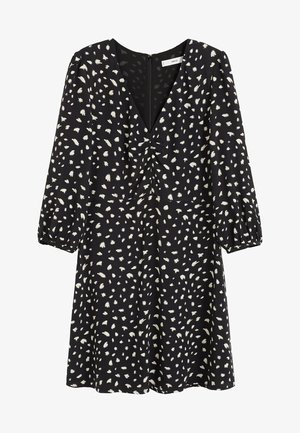 BICHIN - Day dress - schwarz