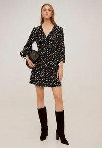 Mango - BICHIN - Day dress - schwarz - 1