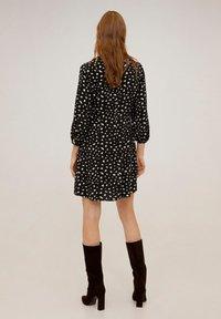 Mango - BICHIN - Day dress - schwarz - 2