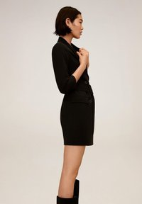 Mango - BLAKE - Shift dress - nero - 3