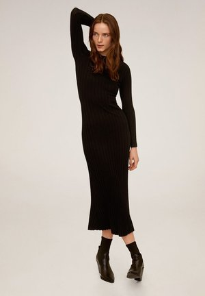 PIANO - Etui-jurk - schwarz