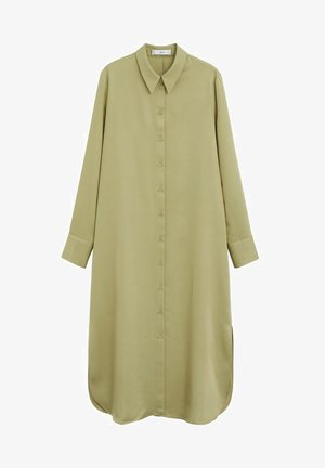 MARINAL - Shirt dress - khaki