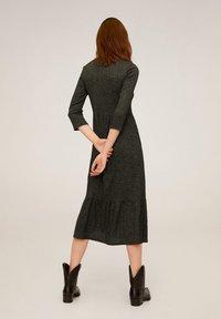 Mango - KIM - Sukienka letnia - kaki - 1