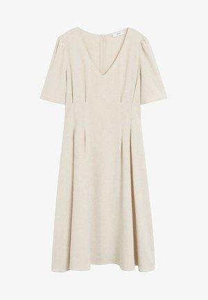 SOPHIE - Robe d'été - beige