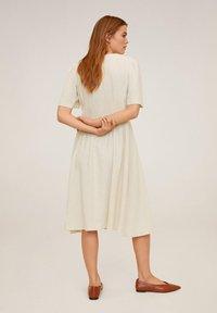 Mango - SOPHIE - Korte jurk - beige - 2