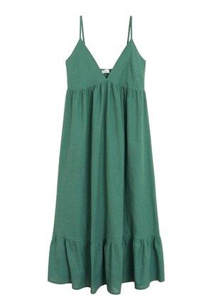 MARISSA - Korte jurk - pastellgrün