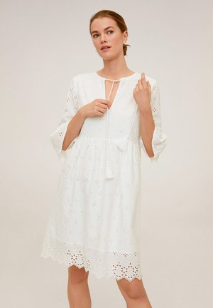 DRESSI - Robe d'été - weiß