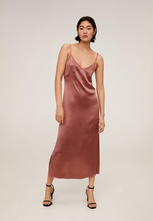 SOPHIA-X - Maxi dress - rosa