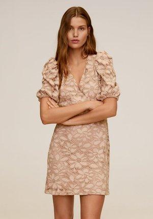 KATRI - Vapaa-ajan mekko - beige