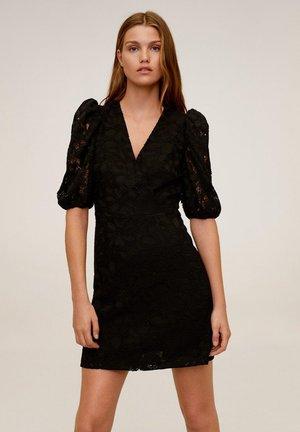 KATRI - Sukienka letnia - schwarz
