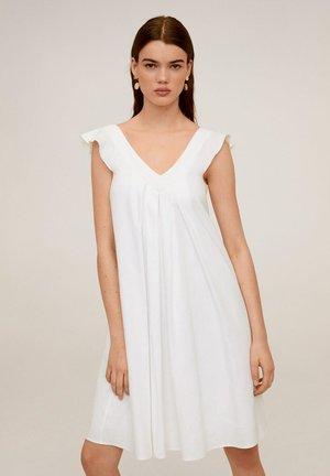 NIEVE-X - Korte jurk - weiß