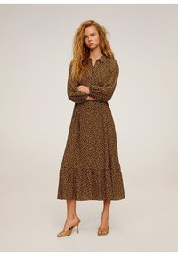 Mango - APPLE - Długa sukienka - braun - 0