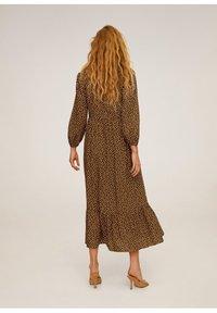 Mango - APPLE - Długa sukienka - braun - 1