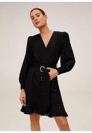 LAI - Korte jurk - schwarz