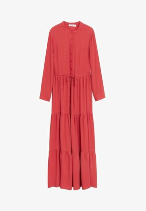 CANYON - Maxi dress - rot