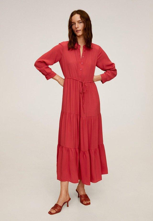 CANYON - Maxi dress - rot