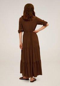 Mango - CANYON - Maxi dress - braun - 1