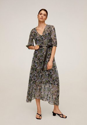 MALVA - Maxi dress - schwarz