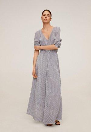 ZAFIRO-A - Maxi dress - silber