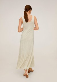 Mango - LINEN - Maxi dress - beige - 2