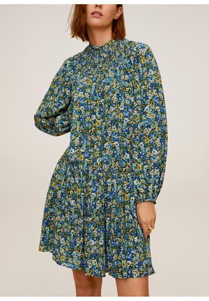 VALEN - Day dress - blau