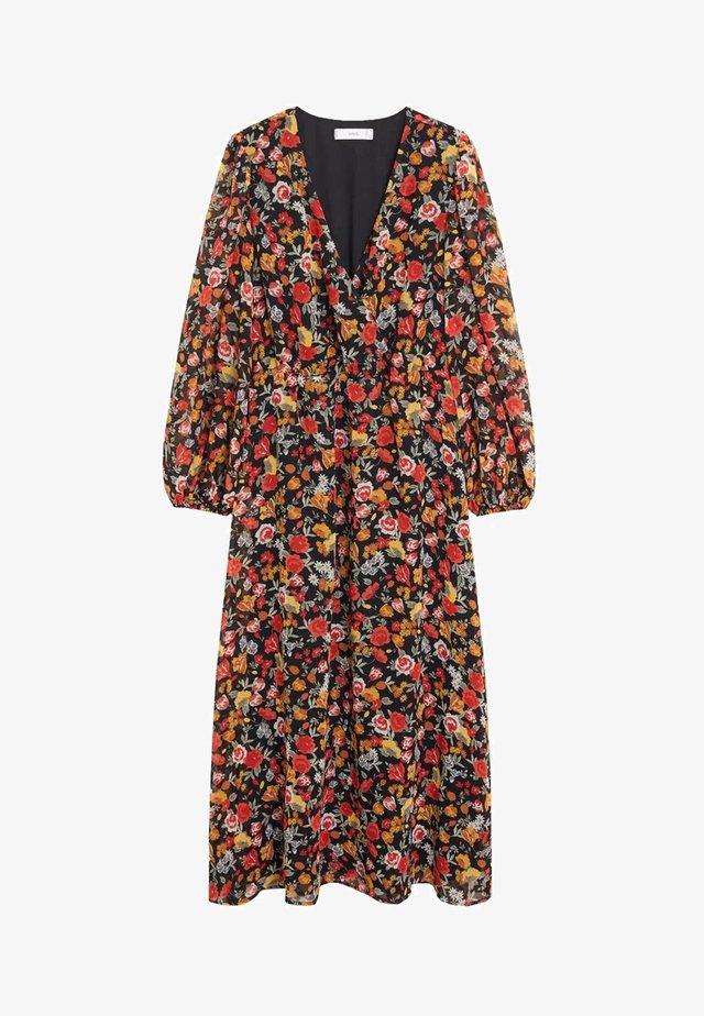 WINONA - Sukienka letnia - schwarz