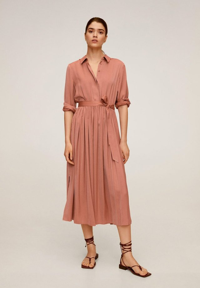 PINK - Shirt dress - rosa