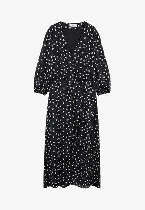 PUNTI - Day dress - schwarz