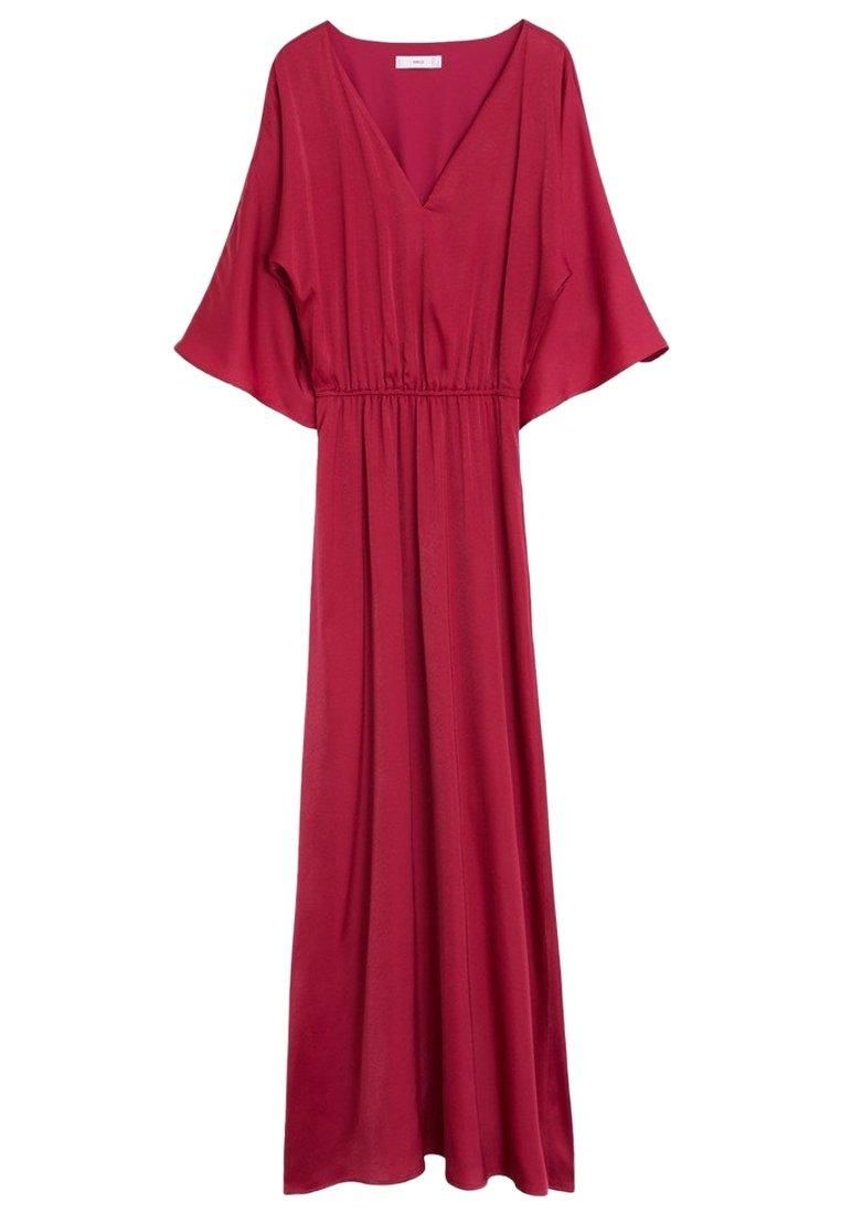 Mango Picas-a - Maxi Dress Fuchsia