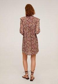 Mango - BOBO - Shirt dress - rosa - 2