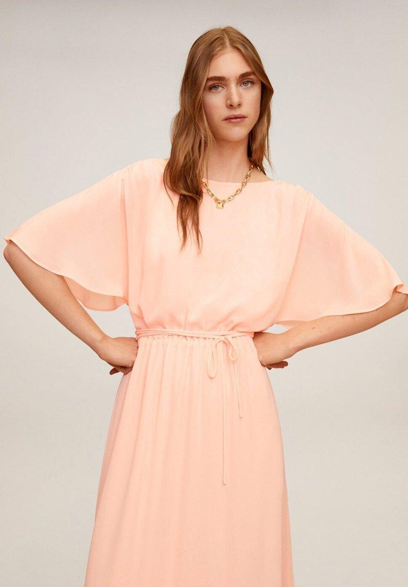 Mango - DUDDY - Robe longue - rosa
