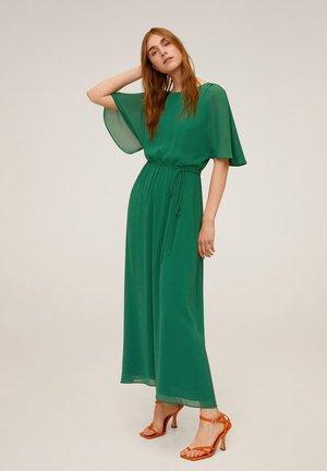 DUDDY - Robe longue - grün