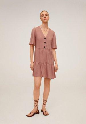RITA - Robe d'été - pastellrosa