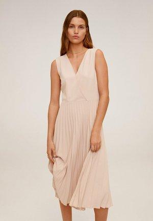BLANCA - Korte jurk - pastellrosa