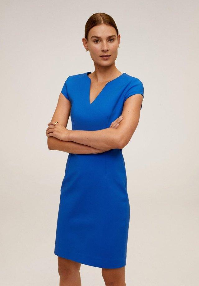 COFI6-N - Korte jurk - blau