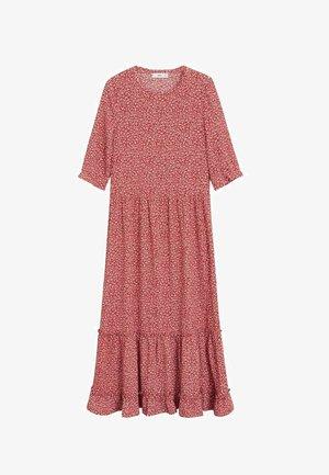 ASTRI - Day dress - fraise