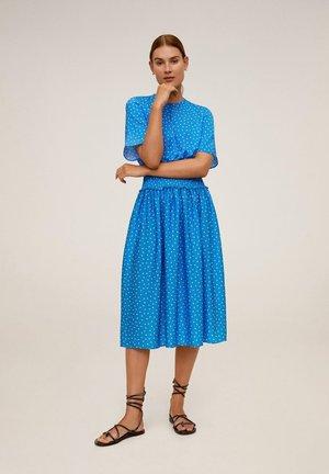 BALI-I - Sukienka letnia - himmelblau
