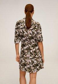 Mango - CASCABE - Sukienka koszulowa - khaki - 2