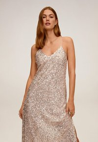 Mango - LEN - Cocktail dress / Party dress - gold - 2
