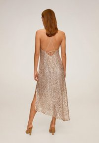 Mango - LEN - Cocktail dress / Party dress - gold