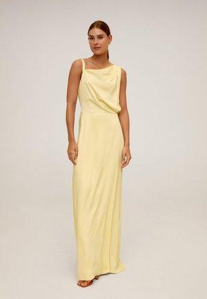 FIURA-I - Długa sukienka - gelb