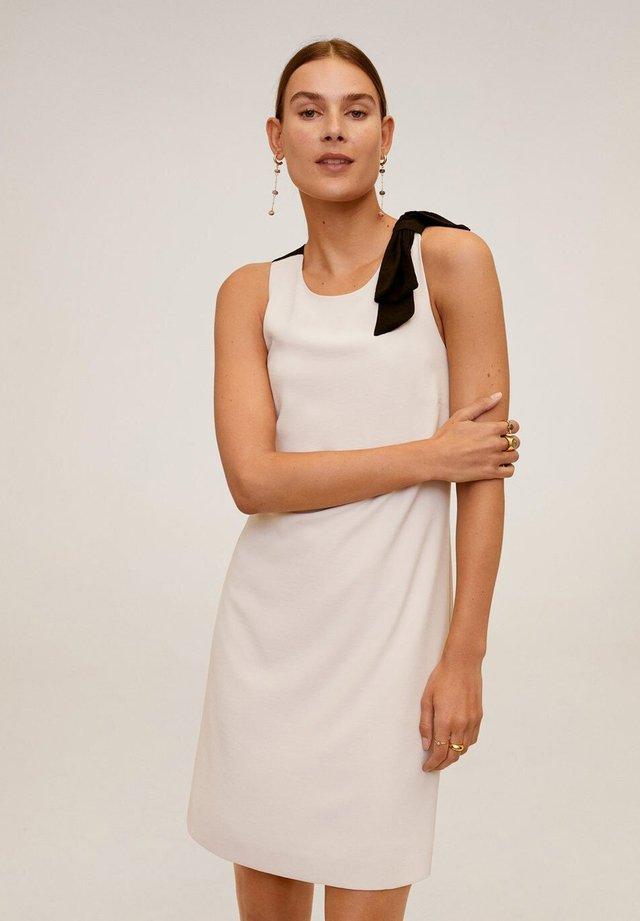 LAZ - Sukienka letnia - ecru