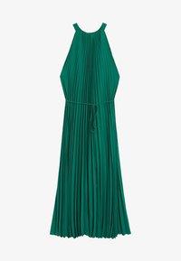 Mango - AGOSTO - Vapaa-ajan mekko - smaragdgrön - 3