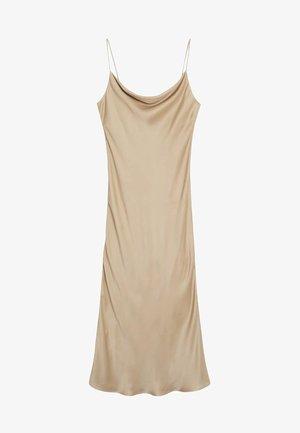 NINETIE - Vestido informal - khaki