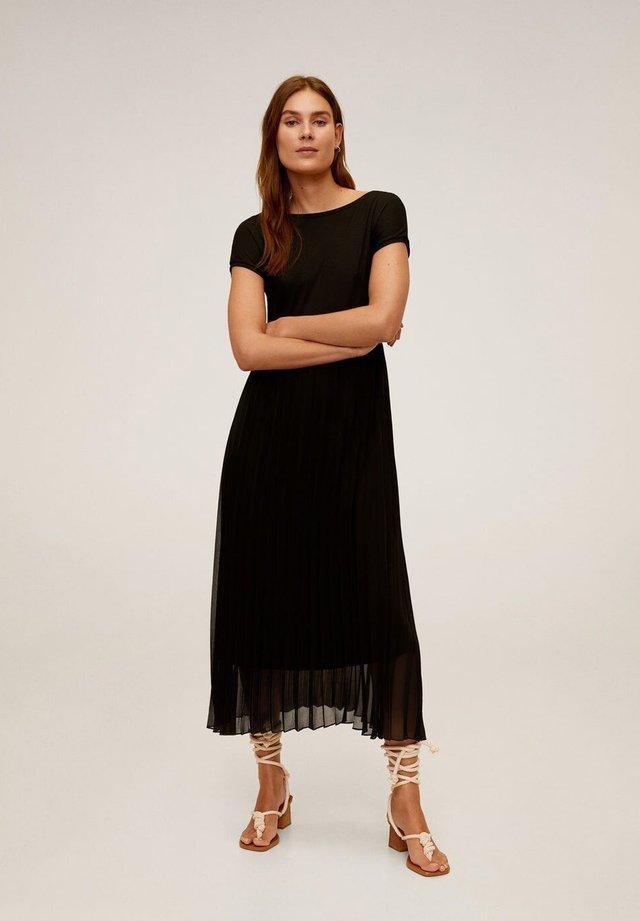 CALDERO-A - Sukienka letnia - schwarz