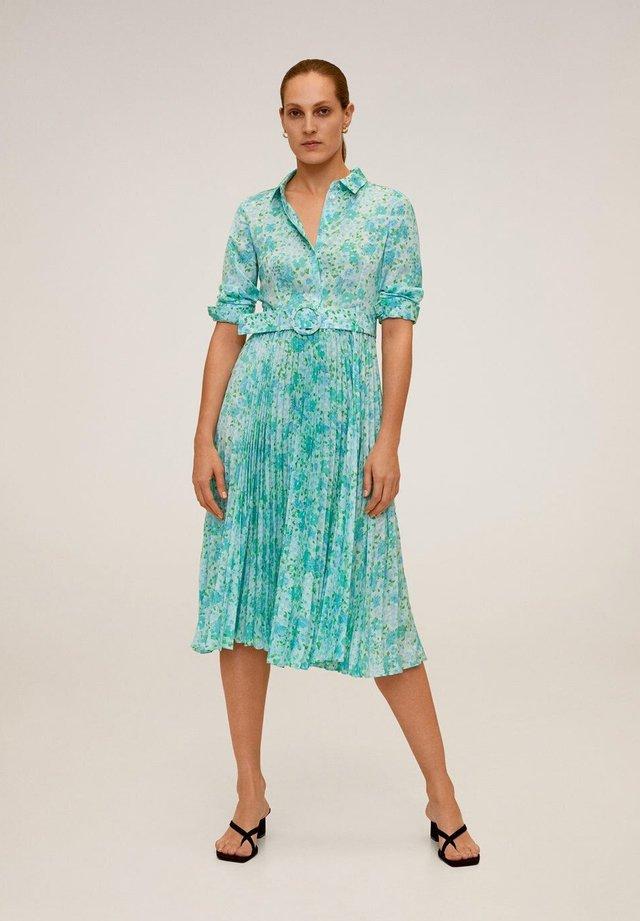 NINFA-I - Shirt dress - blau