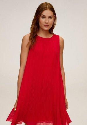 MAURO - Day dress - rot