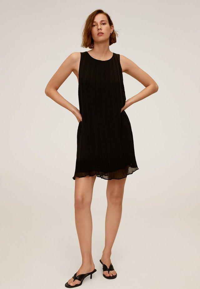 MAURO - Vestido informal - black