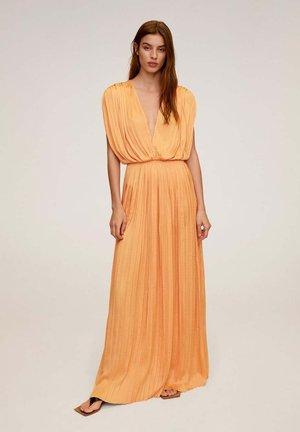 PLISI-I - Iltapuku - orange pastel